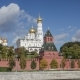 Moscow Kremlin. Walls. Towers. Churches. Ivan Great Bell Tower. . - VideoHive Item for Sale