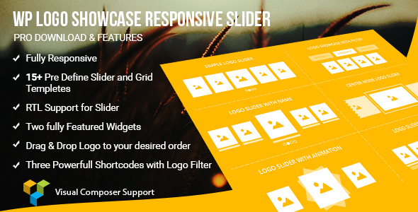 WP Logo Showcase Responsive Slider Pro - CodeCanyon Item for Sale