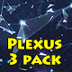 Plexus Background 02 (3-pack) - VideoHive Item for Sale