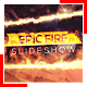 Epic Fire Slideshow - VideoHive Item for Sale