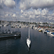 Aerial Of Sailboats Part 3 - VideoHive Item for Sale