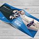 Multipurpose Square Bi Fold Brochure - GraphicRiver Item for Sale