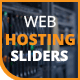 Web Hosting Sliders - GraphicRiver Item for Sale