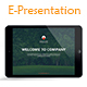 Corporate E-Presentation - GraphicRiver Item for Sale