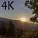 Sunset over Mountain - VideoHive Item for Sale