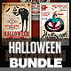 Halloween Flyers Bundle - GraphicRiver Item for Sale