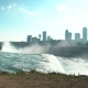 View of Niagara Falls Near New York - VideoHive Item for Sale