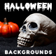Halloween Backgrounds Pack Vol. 4 - GraphicRiver Item for Sale