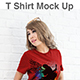T-Shirt Mock Up - GraphicRiver Item for Sale