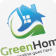 Green Home - Logo Template - GraphicRiver Item for Sale