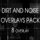 Dirt And Noise Overlays Pack - VideoHive Item for Sale