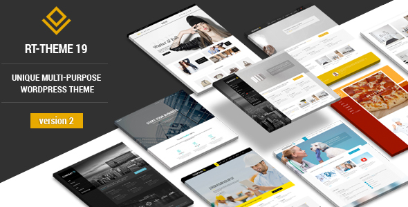 RT-Theme 19 | Multi-Purpose WordPress Theme