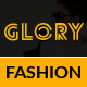 Glory Fashion eCommerce PSD Template Nulled