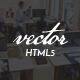 VECTOR - Creative HTML5 Template - ThemeForest Item for Sale