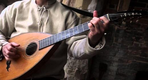 Lute & Guitar