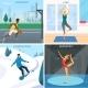 Sport People 2X2 Design Concept