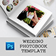 Wedding Photoboock Template - GraphicRiver Item for Sale