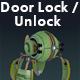Door Lock Unlock