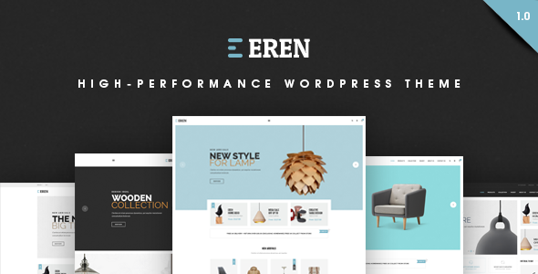 Eren – WooCommerce Responsive Fashion Theme