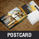 Multipurpose Postcard Design - GraphicRiver Item for Sale