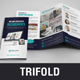 Portfolio Trifold Brochure Design - GraphicRiver Item for Sale