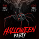 Halloween Party 02 - GraphicRiver Item for Sale