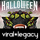 Halloween Gameday Volume 2 - GraphicRiver Item for Sale