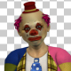 Scary Clown Swinging - VideoHive Item for Sale