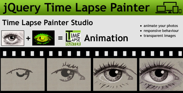 jQuery Time Lapse Painter Plus Editor - CodeCanyon Item for Sale