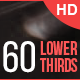 60 Lower Thirds - VideoHive Item for Sale