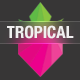 Uplifting Tropical House - AudioJungle Item for Sale