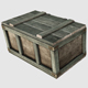 Wooden Loot Crate 01 - 3DOcean Item for Sale