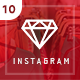 10 Instagram Templates - GraphicRiver Item for Sale