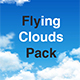 Flying Clouds Pack - VideoHive Item for Sale