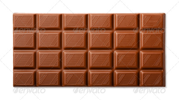 Chocolate bar - Stock Photo - Images