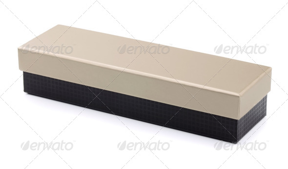 Long Box - Stock Photo - Images