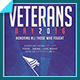 Veterans Day Poster - GraphicRiver Item for Sale