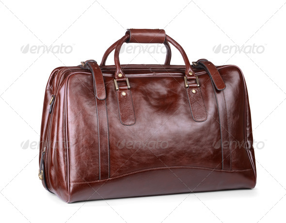 Travel bag - Stock Photo - Images