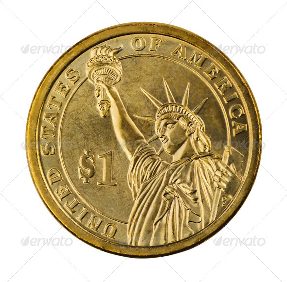 One dollar - Stock Photo - Images