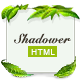 Shadower - HTML5 Responsive Blog Template - ThemeForest Item for Sale