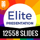 Elite PowerPoint Presentation - GraphicRiver Item for Sale