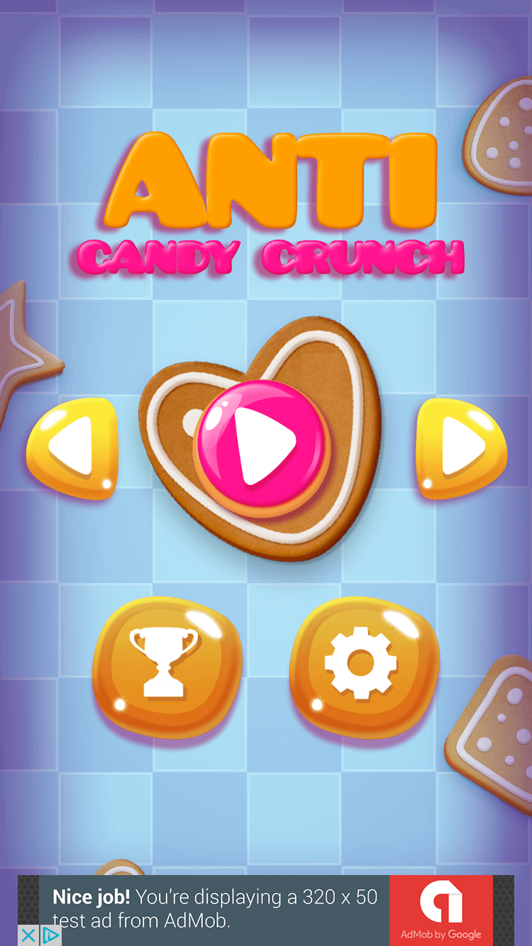 Anti Candy Crunch – the MATCH-4 Source Code - iOS 12 and Swift 4 2 ready
