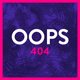 OOPS - Perfect 404 Pages Pack - ThemeForest Item for Sale