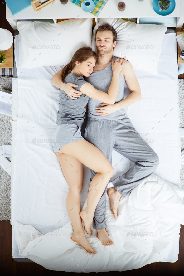 Sleeping together - Stock Photo - Images