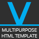 Virtual Soft – Multipurpose HTML Template - ThemeForest Item for Sale