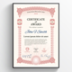 Award Certificate - GraphicRiver Item for Sale