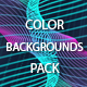 Cold Color Backgrounds Pack - VideoHive Item for Sale