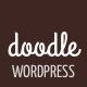 DOODLE - WP Theme for Handmade and Artisan Goods - ThemeForest Item for Sale