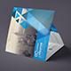 Square Tri Fold Brochure Bundle 2 in 1 - GraphicRiver Item for Sale