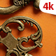 Decorated Old Key 797 - VideoHive Item for Sale